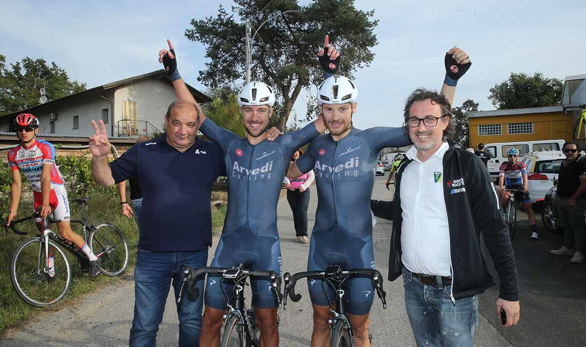 Festa Arvedi Cycling a Castelletto Cervo (foto Soncini)