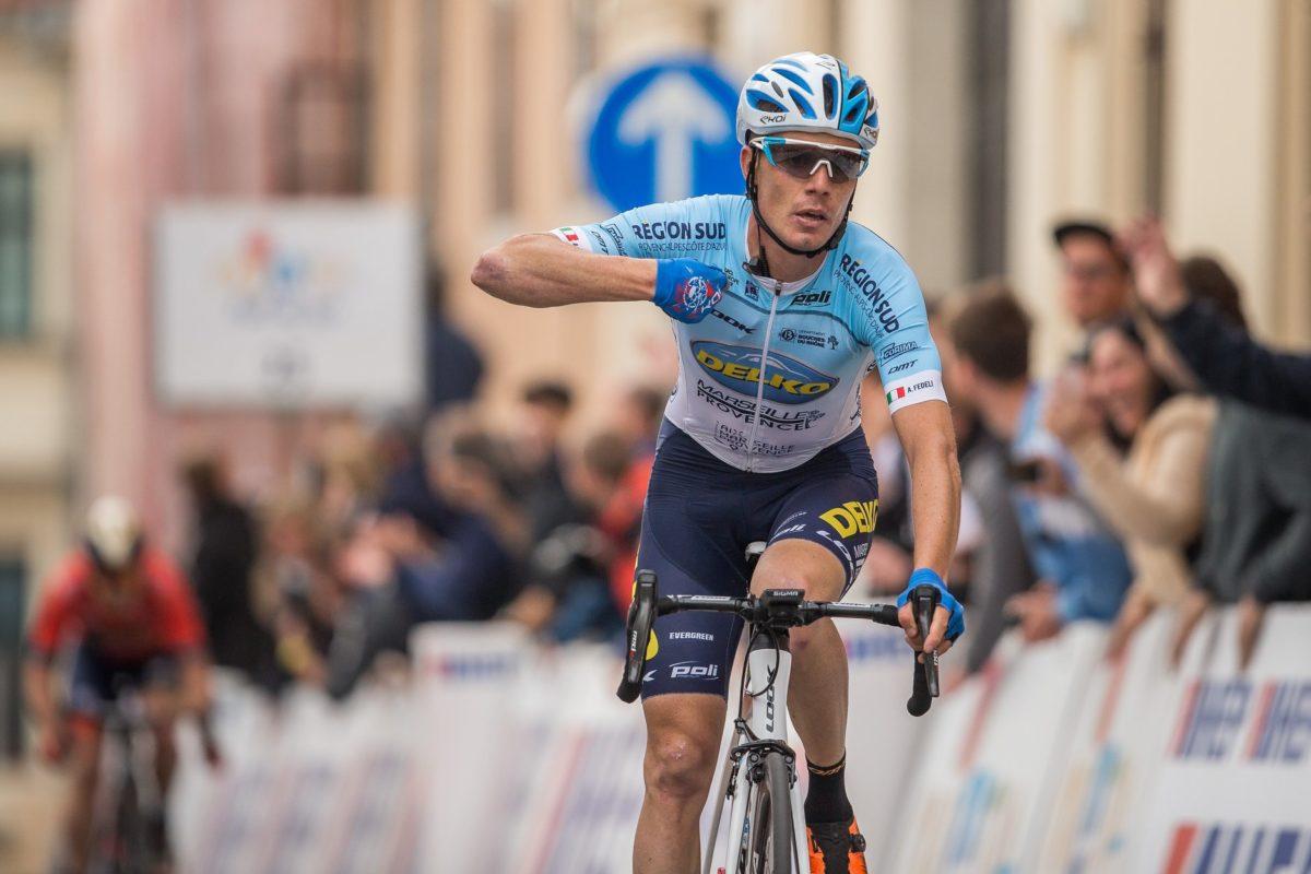 Alessandro Fedeli vince a Zagabria l'ultima tappa della Cro Race 2019