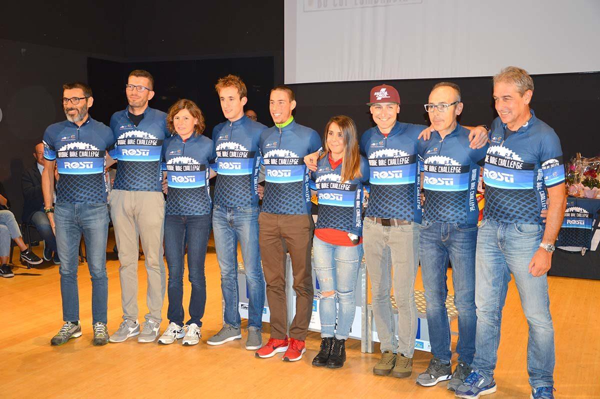 I vincitori dell'Orobie Bike Challenge 2019