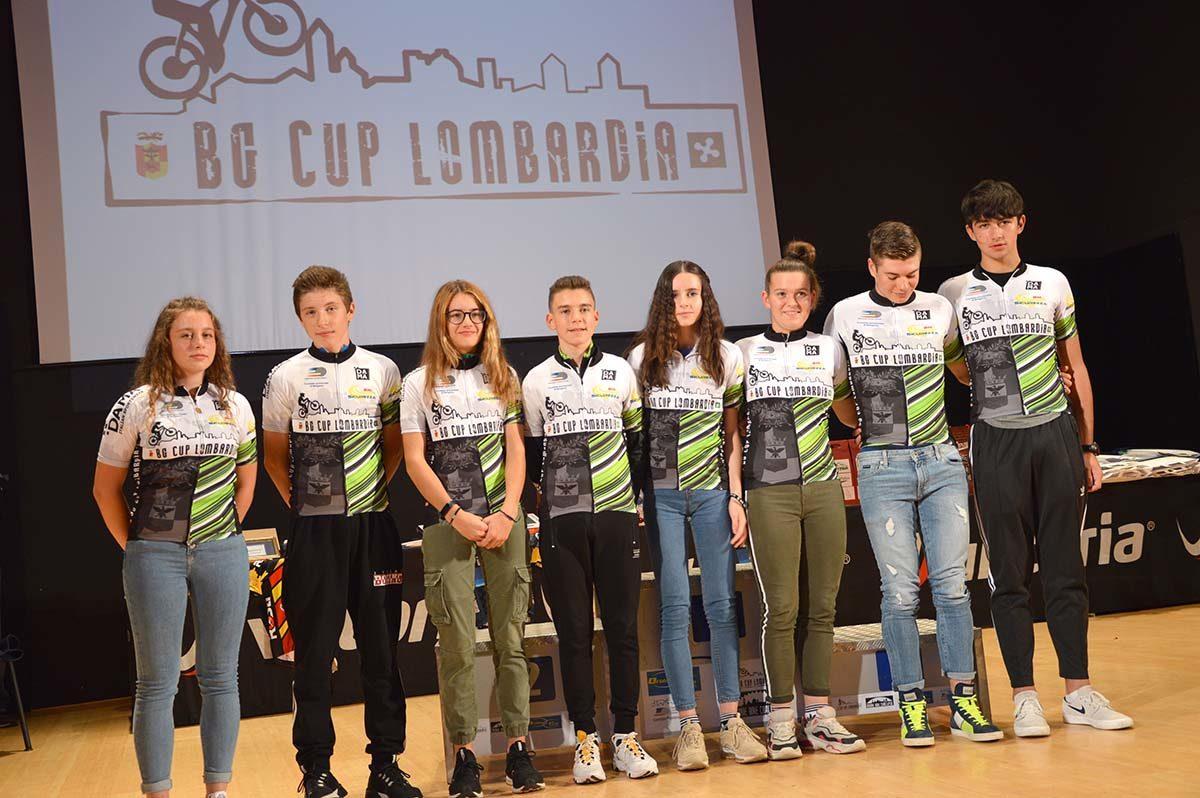 I vincitori del BG Cup Lombardia 2019