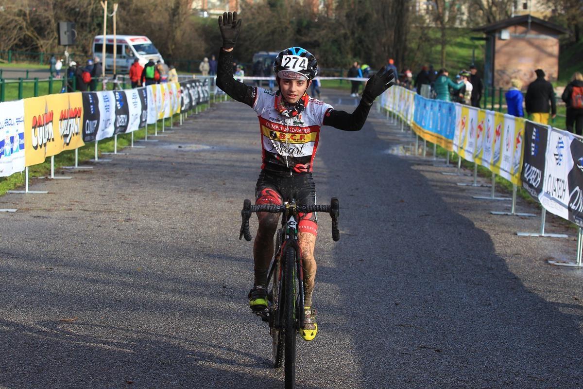 Elisa Ferri vince a Cremona (foto Fabiano Ghilardi)