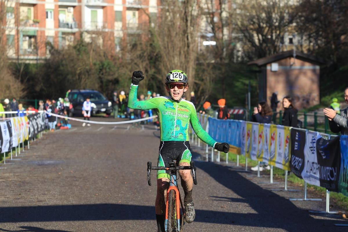 Nicholas Travella vince a Cremona (foto Fabiano Ghilardi)
