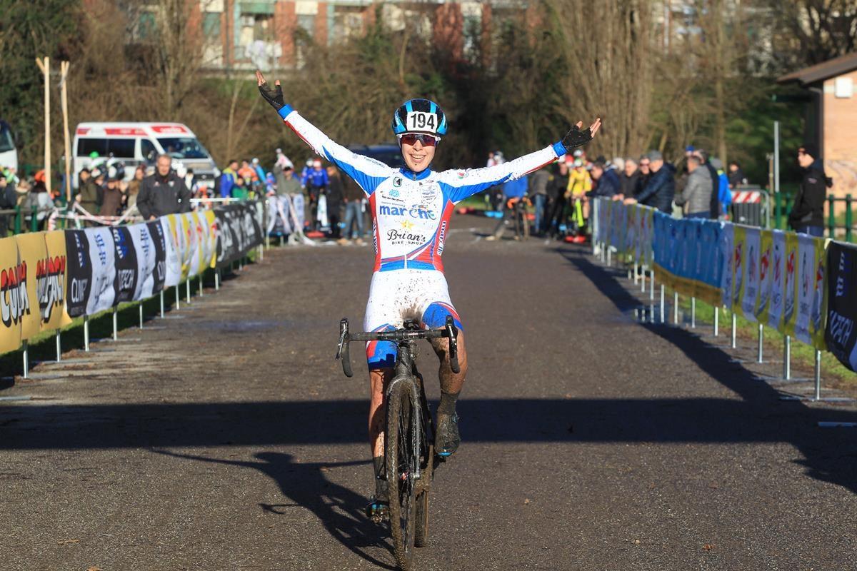 Eleonora Ciabocco vince a Cremona (foto Fabiano Ghilardi)