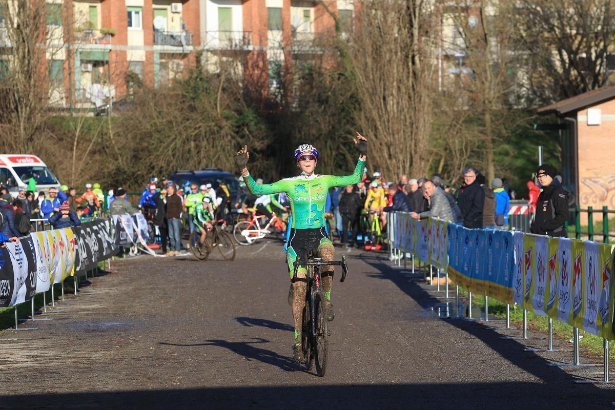 Federica Venturelli vince a Cremona (foto Fabiano Ghilardi)