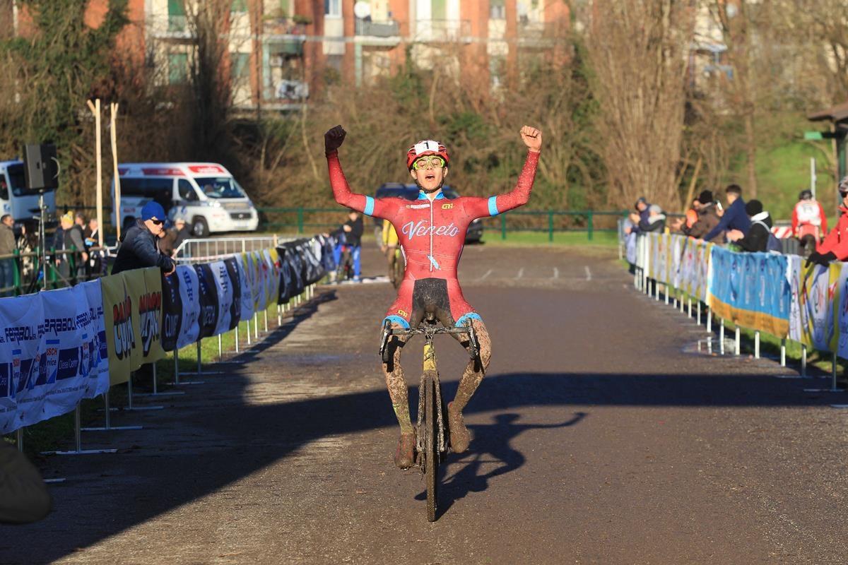 Eros Cancedda vince a Cremona (foto Fabiano Ghilardi)