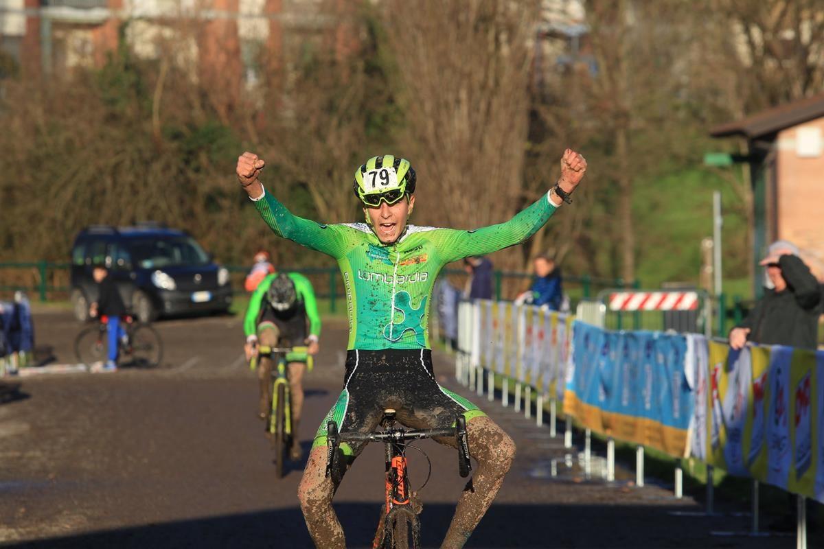 Davide Donati vince a Cremona (foto Fabiano Ghilardi)