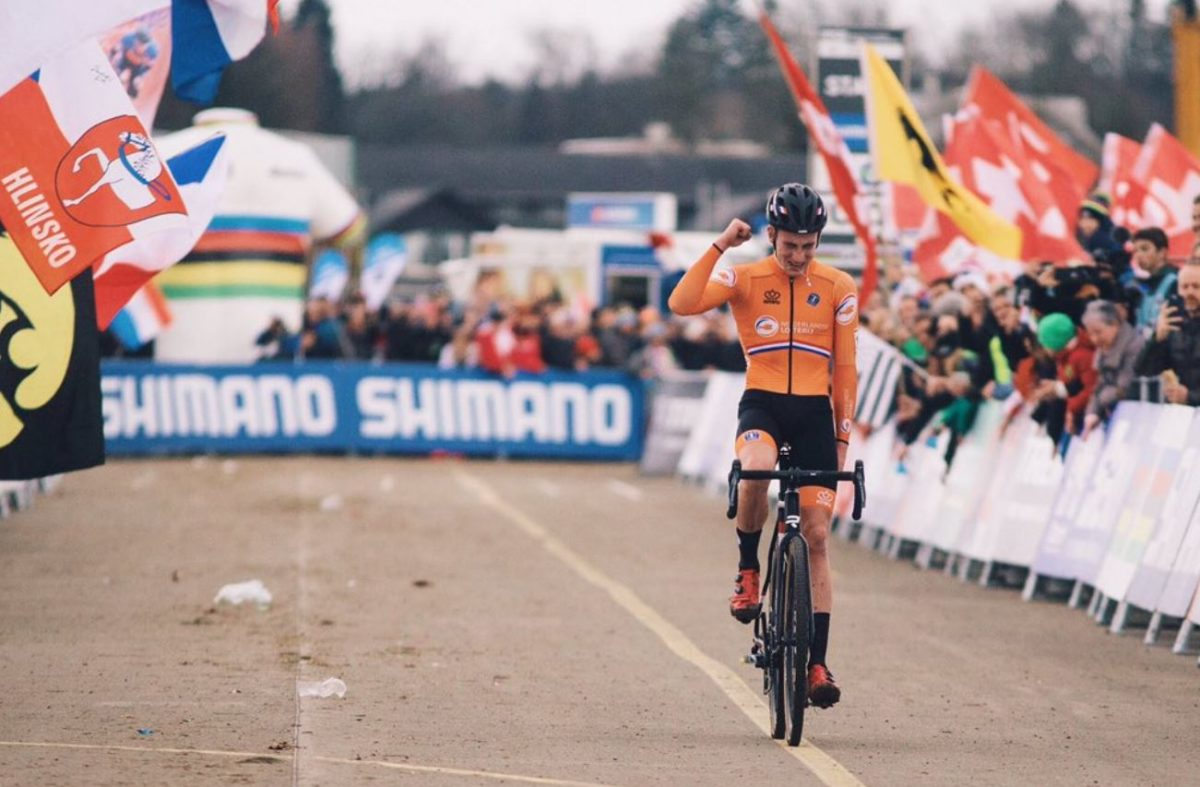 Ryan Kamp vince il Mondiale ciclocross Under 23