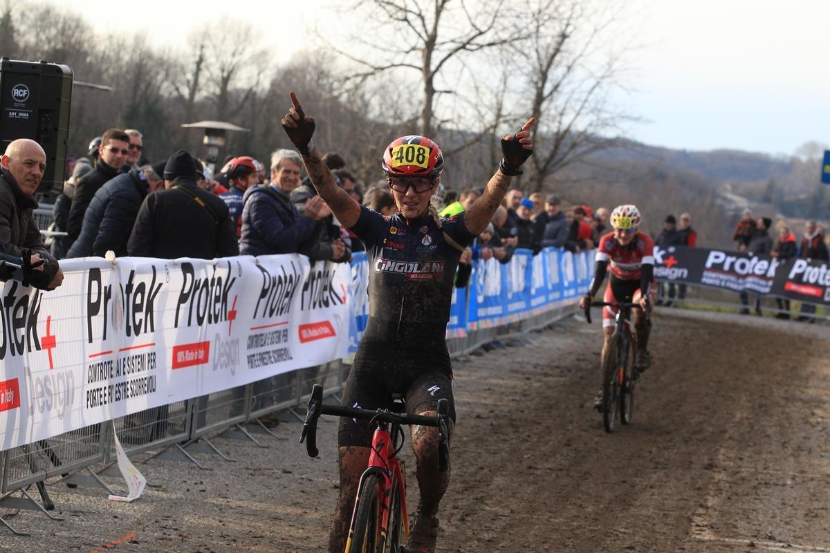Rebecca Gariboldi vince a Lurago d'Erba (foto Fabiano Ghilardi)