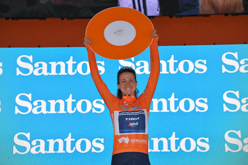 Ruth Winder vince il Santos Women's Tour Down Under 2020