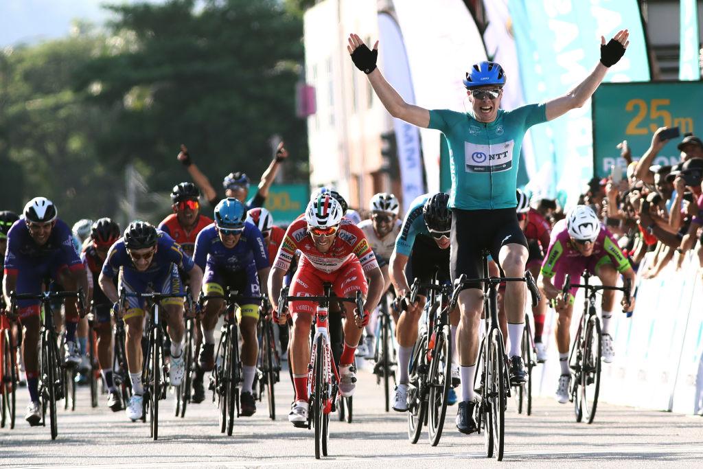 Max Walscheid vince l'ottava tappa del Tour de Langkawi
