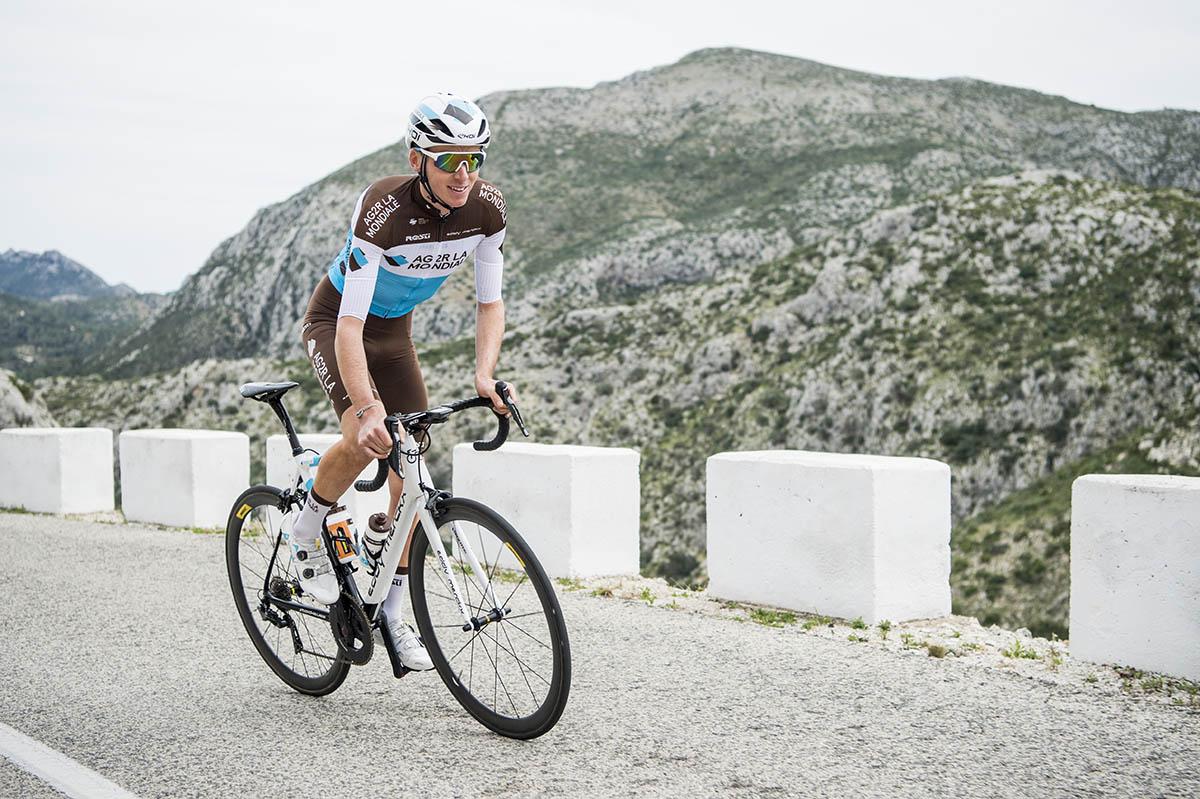Romain Bardet in azione (foto Vincent Curutchet)
