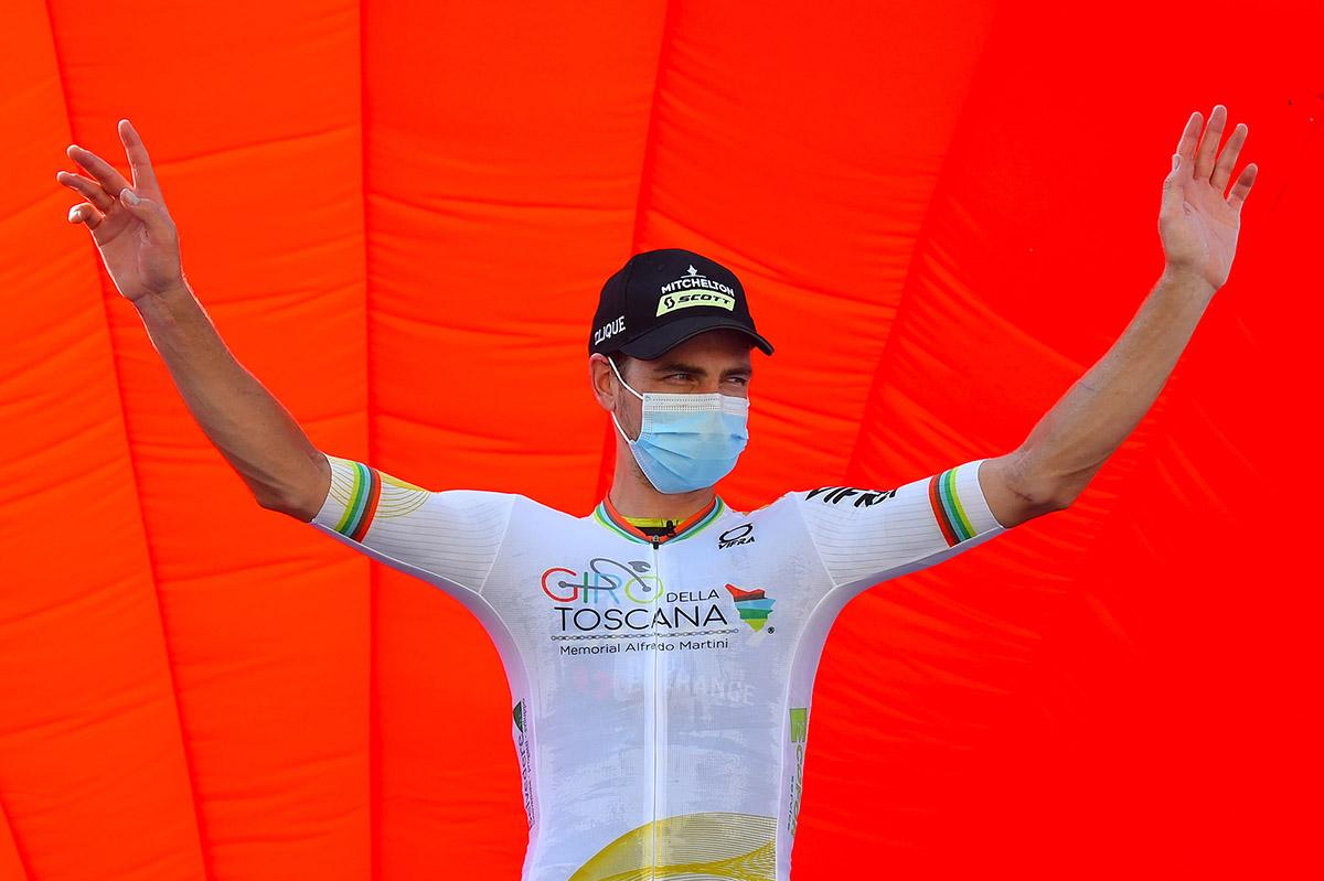 Dion Smith vincitore della Challenge Memorial Alfredo Martini 2020 (foto BettiniPhoto)
