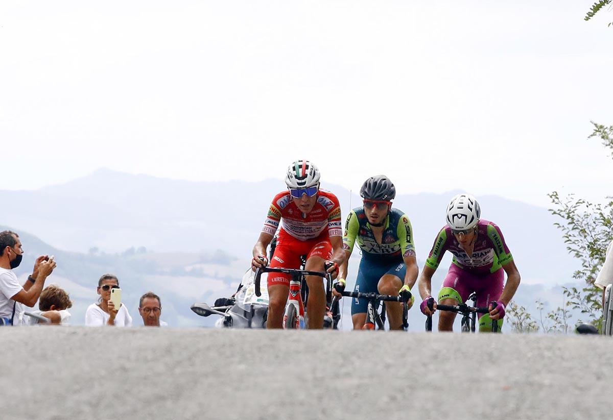 Fuga al Memorial Marco Pantani 2020 (foto BettiniPhoto)