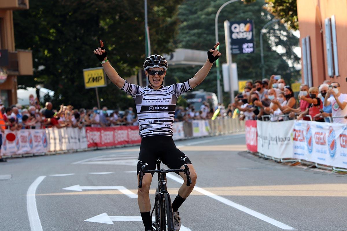 Giovanni Aleotti campione italiano Under 23 a Zola Predosa (foto Photobicicailotto)