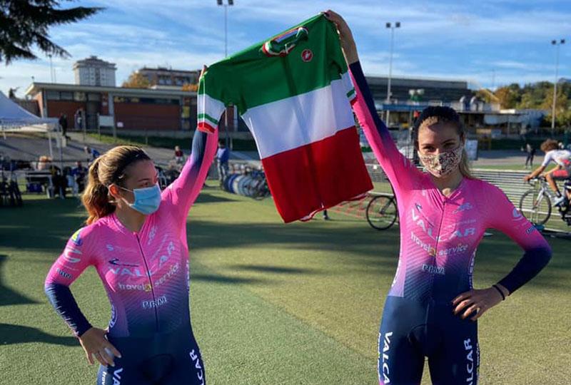 Miriam Vece e Martina Alzini