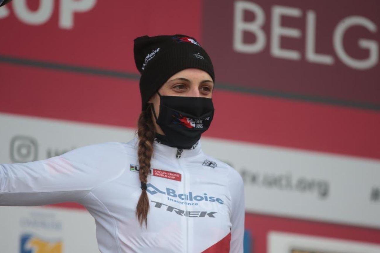 Lucinda Brand vincitrice della Coppa del Mondo Ciclocross 2020-2021