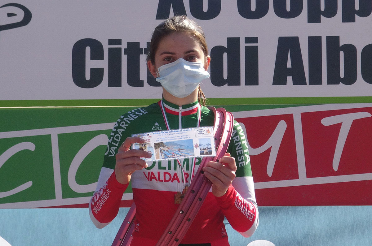 Elisa Ferri (Olimpia Valdarnese)