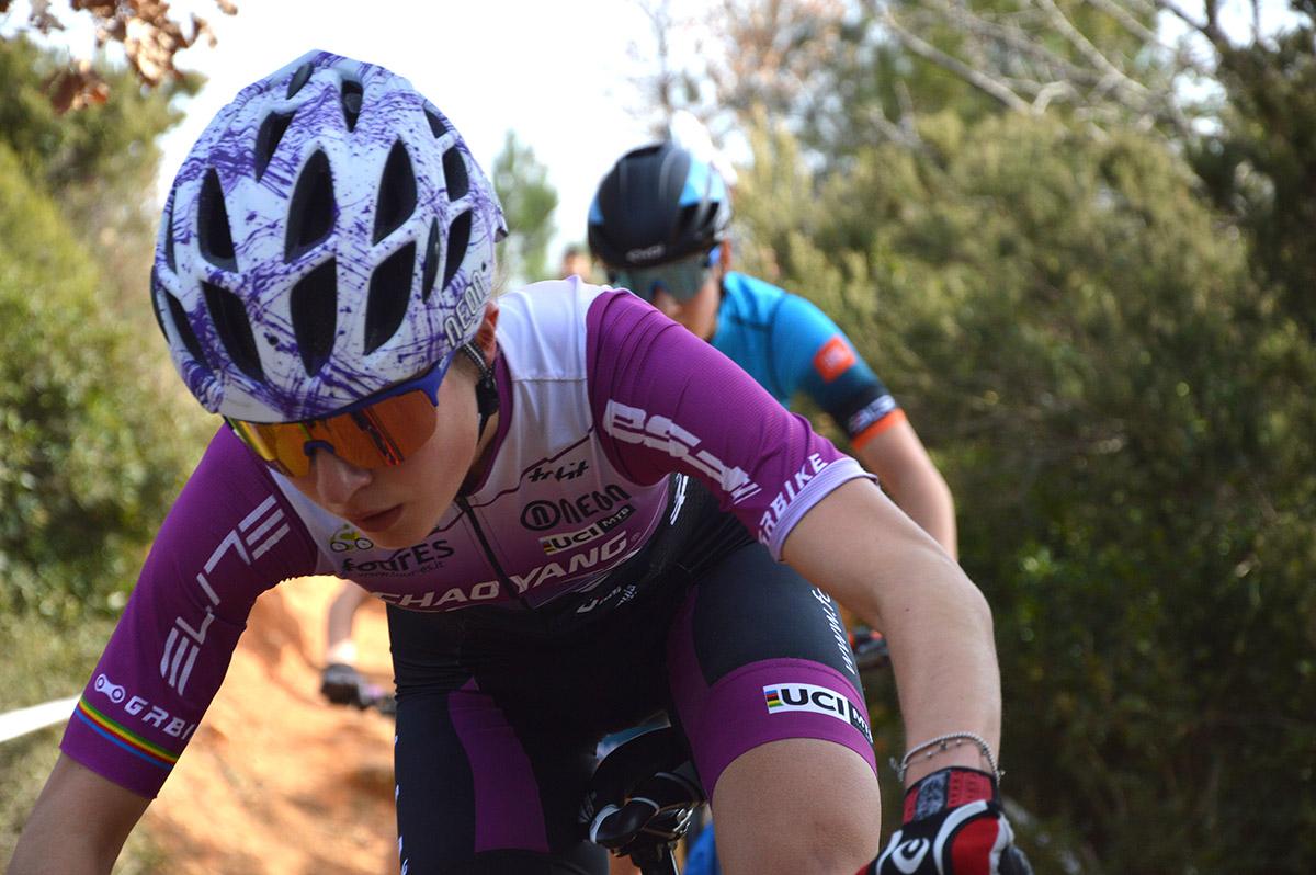 Sara Cortinovis, vincitrice ad Albenga