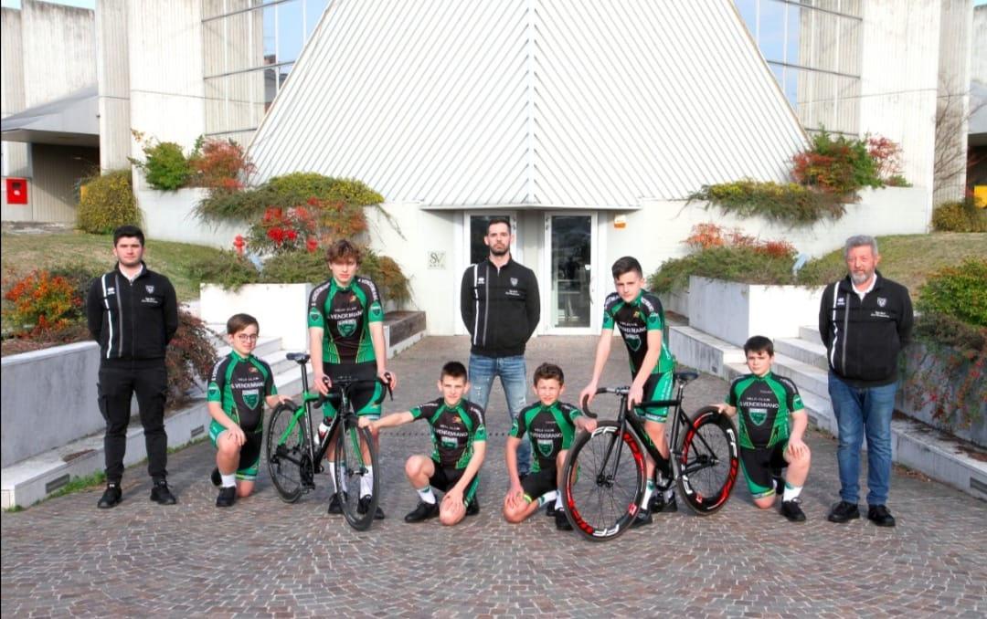 Velo Club San Vendemiano squadra Esordienti 2021