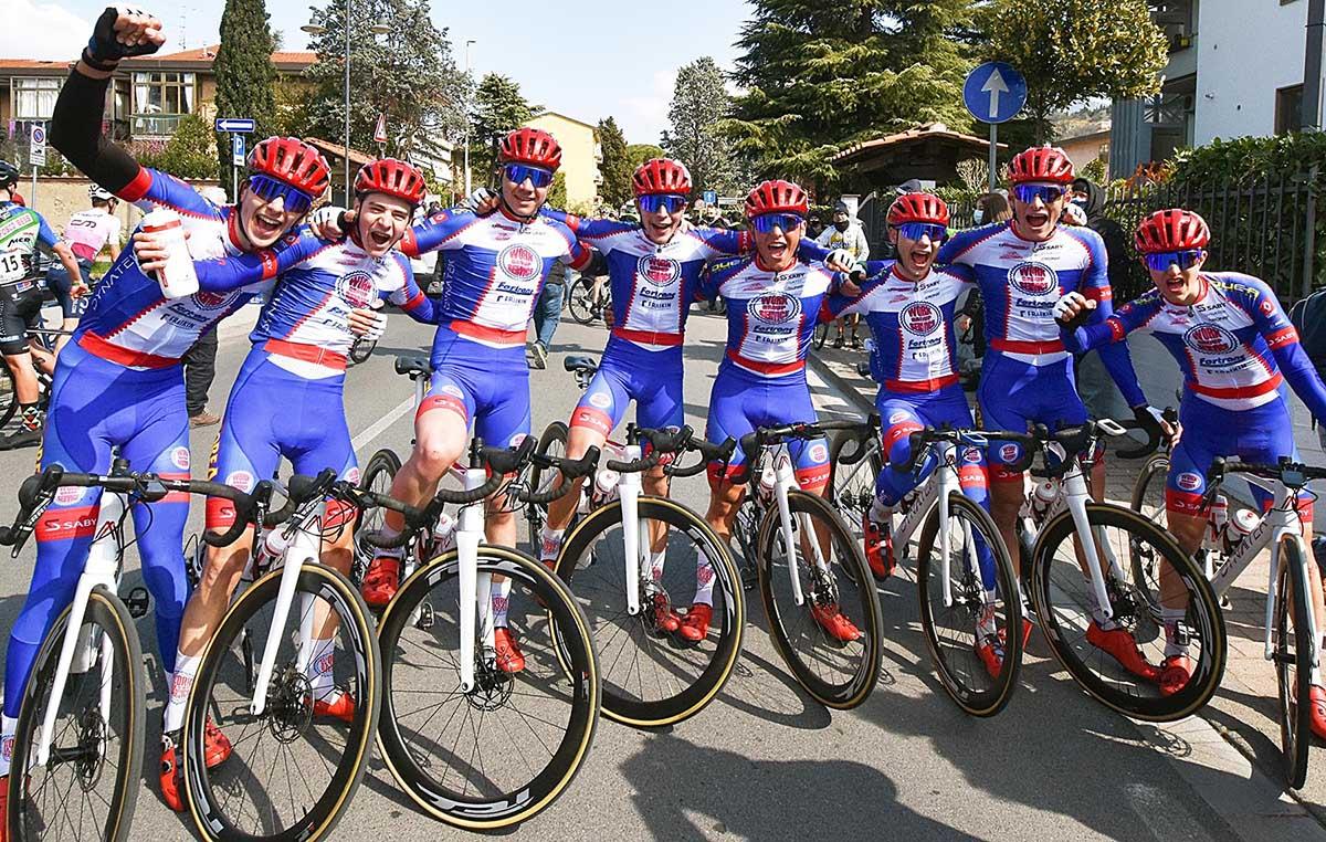 Festa della Work Service Speedy Bike a Calenzano