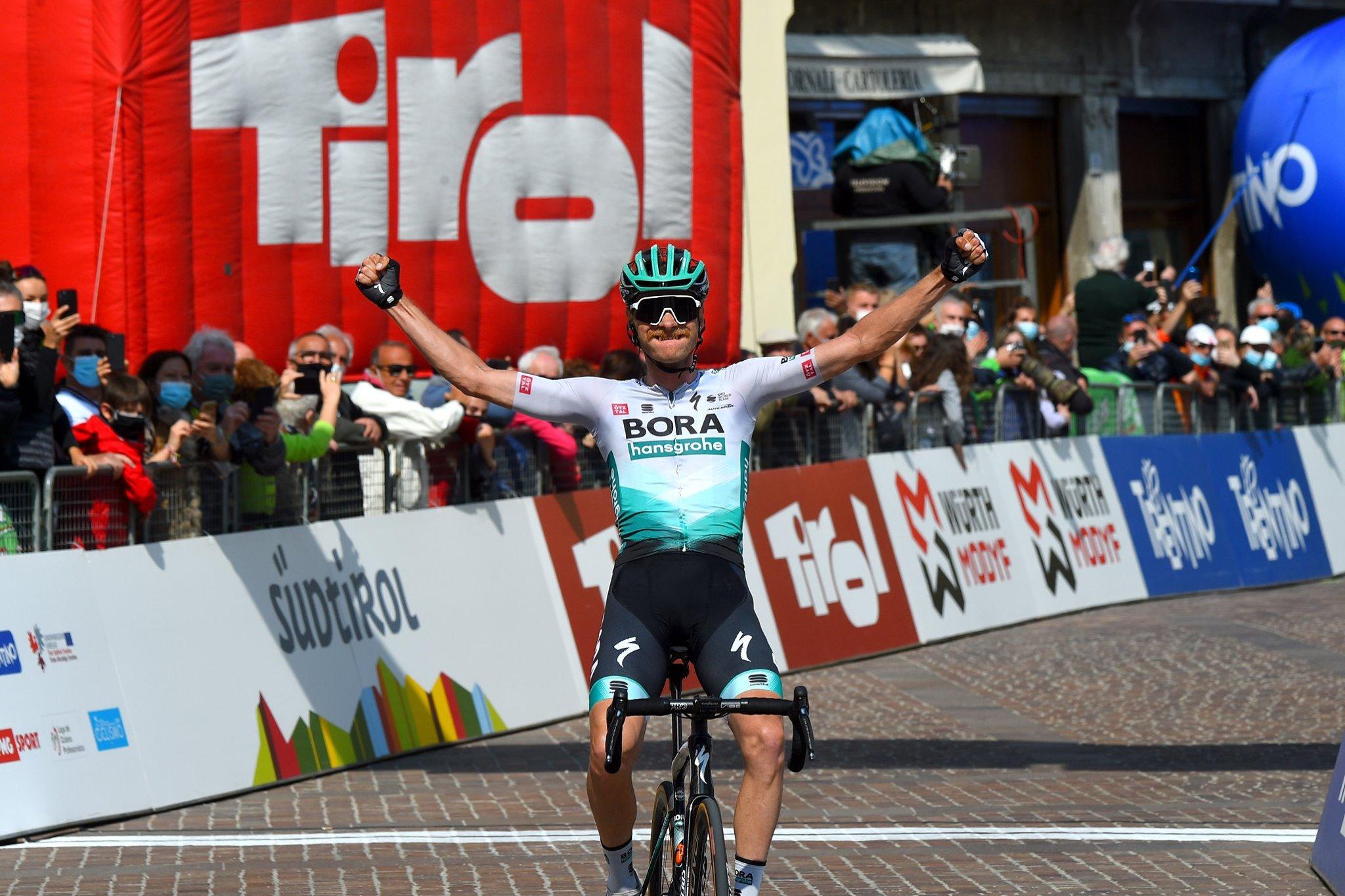 Felix Grossschartner vince la quinta e ultima tappa del Tour of the Alps