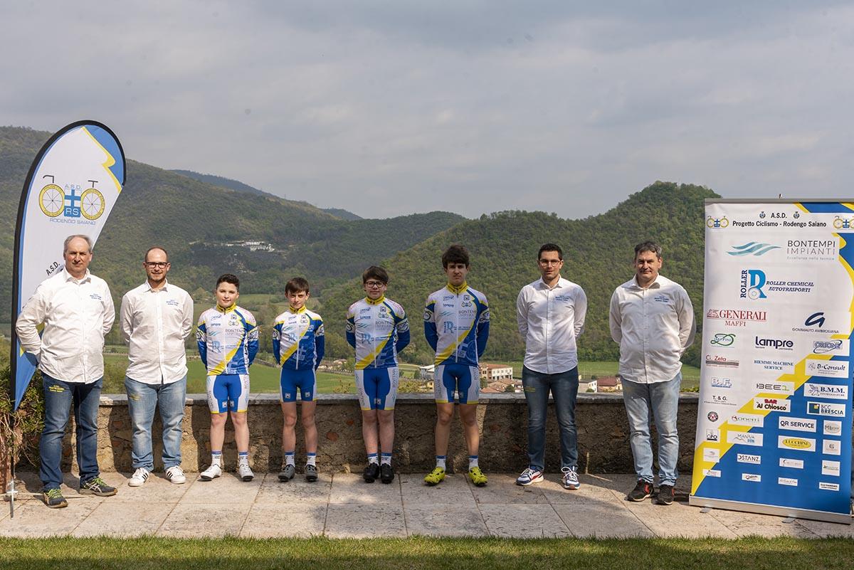 Gli Esordienti 2021 della Progetto Ciclismo Rodengo Saiano
