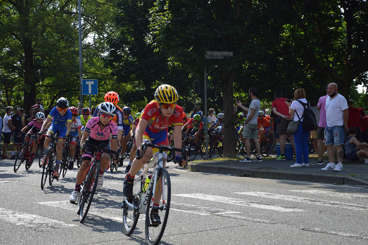 Fasi di gara del 15° Trofeo Matteo e Roberto Pombi