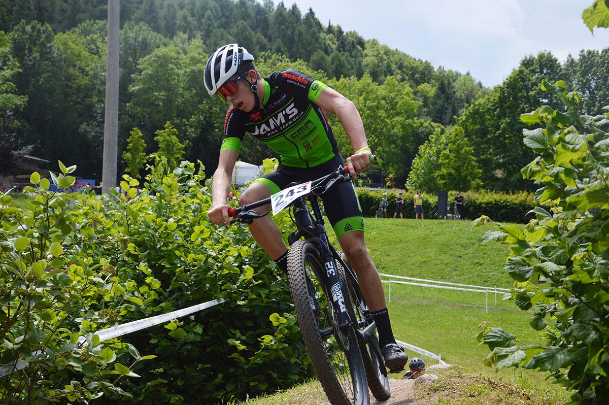 Ettore Fabbro - Jam's Bike Team Buja