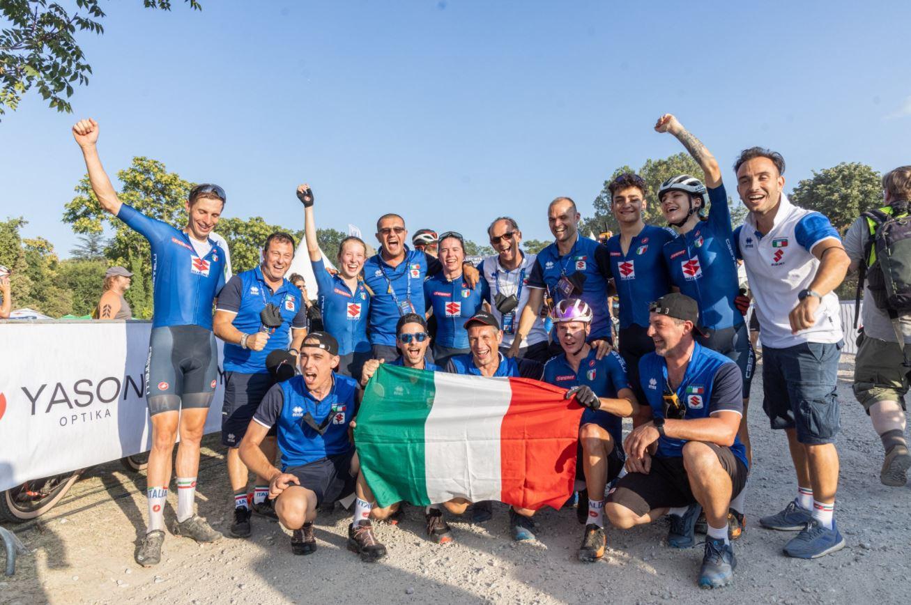 L'Italia vince i Campionati Europei Team Relay a Novi Sad