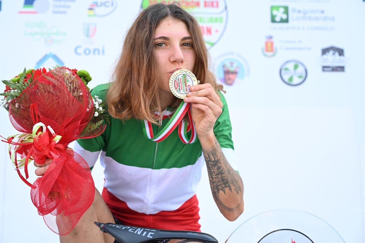 Marika Tovo campionessa italiana Marathon 2021 a Casatenovo