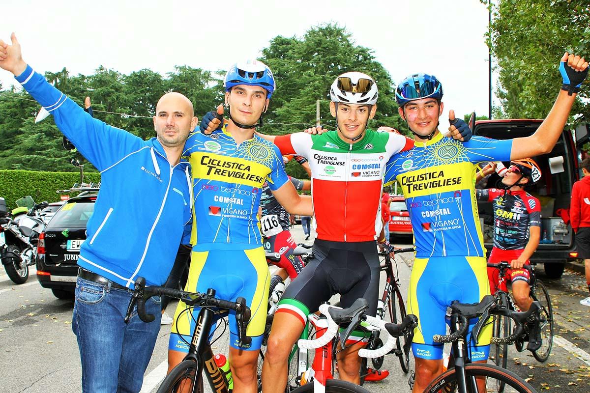 Festa della Ciclistica Trevigliese ad Arcore (foto Berry)