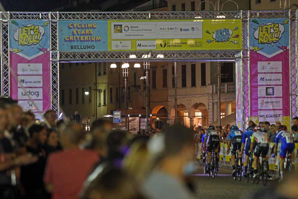 Cycling Star Criterium a Belluno